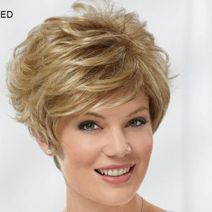 NEW~BLONDE Paula Young Wig